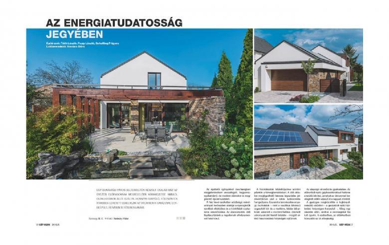 Szép házak 2015/2