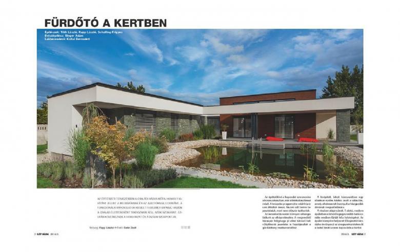 Szép házak 2014/1