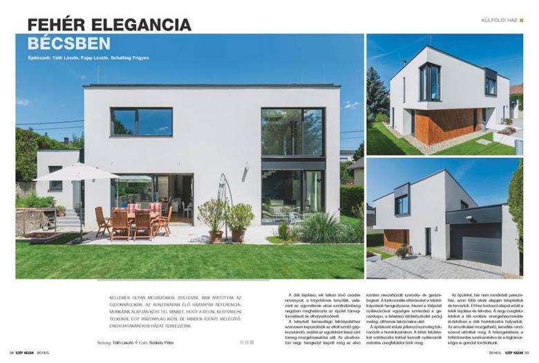 Szép házak 2014/5